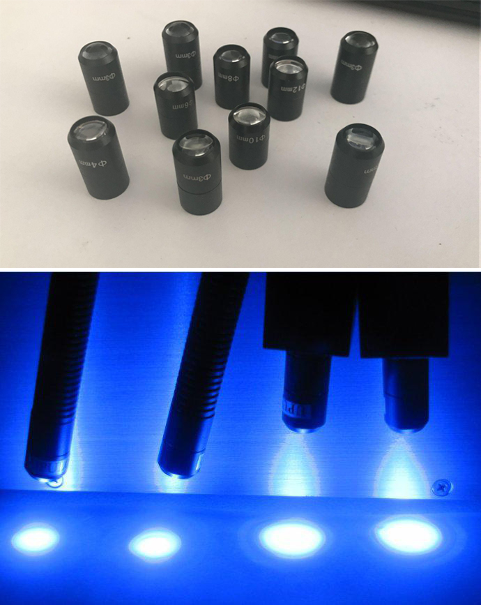 Light Spot UV LED