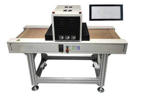 High Efficiency UV LED Curing Machine
