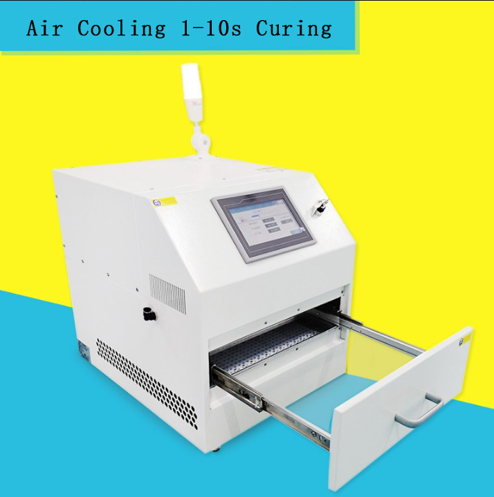 UV LED Debonding Machine for UV ink