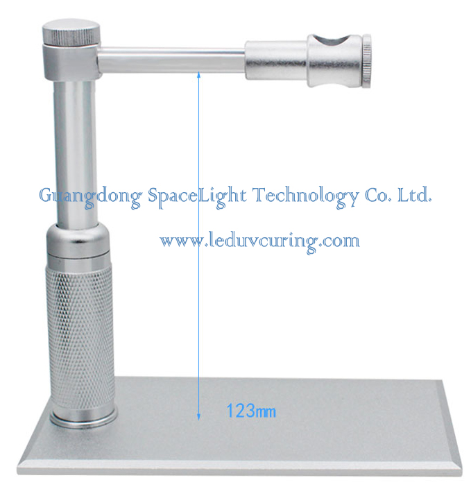 Customized UV LED Spot Light Source Jig for UV Lighting Head Suppliers
