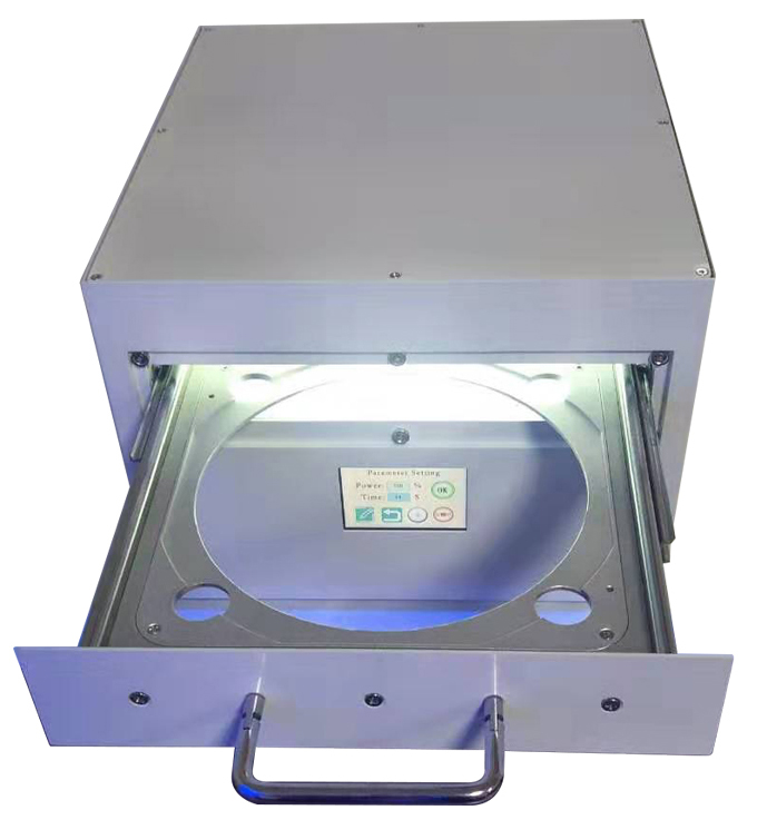 High Power Full Automatic LED UV Curing Oven for Wafer Semiconductor Distributor