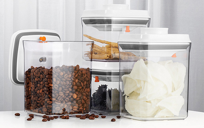 UV sterilization Crisper Milk powder Coffee Canister Medicinal material Whole grains Storage Storage box