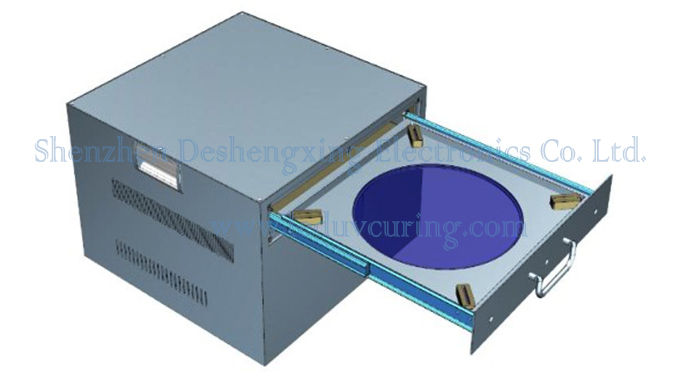 High Power LED UV Curing System for UV Wafer Manufacturer