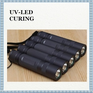 UV LED Flashlight 365nm