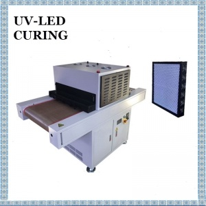 500*400mm LED UV Curing Machine