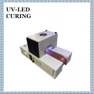 Three-Sided UV Curing System